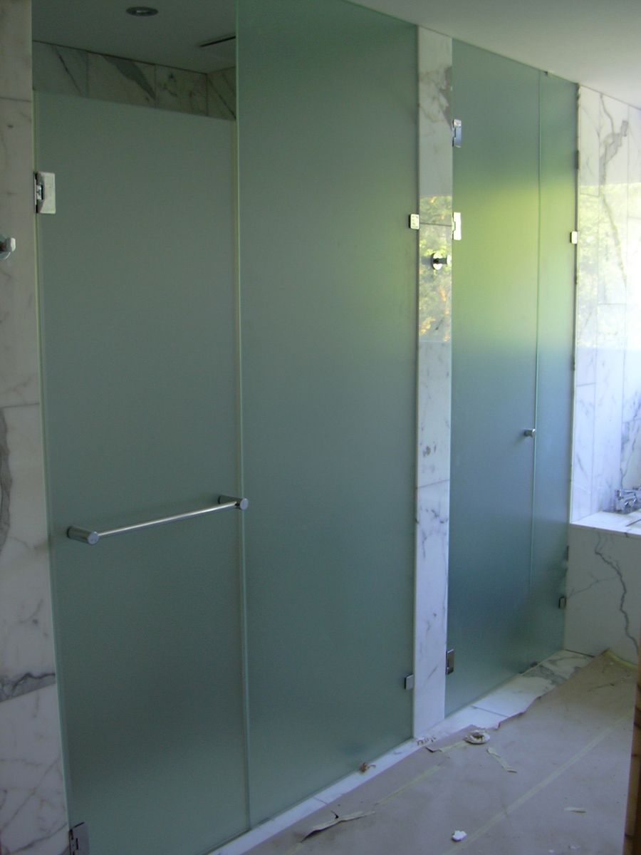 T210 – WC-Abtrennung raumhoch