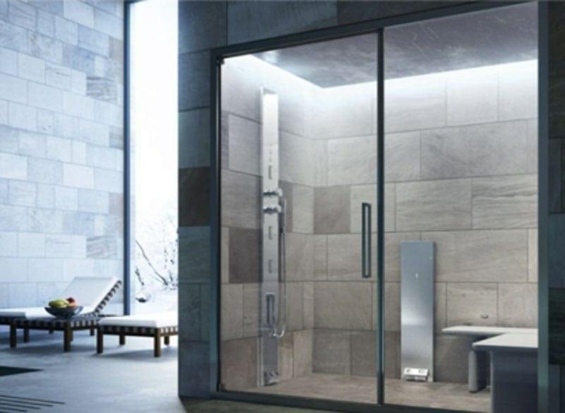 Beliebt Dampfbad zuhause: die wohltuende Wirkung einer Dampfdusche | TEUSCHER KB66