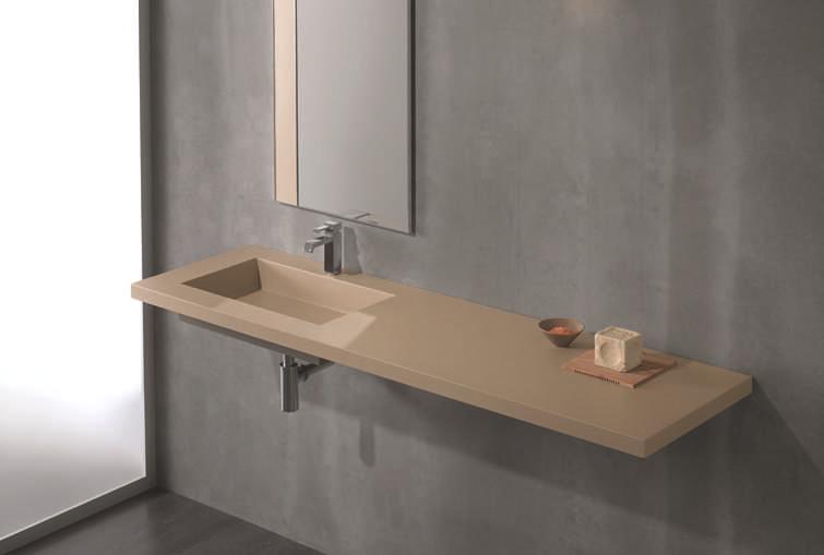 Eine minimalistische Einrichtung kommt mit wenigen Elementen aus.